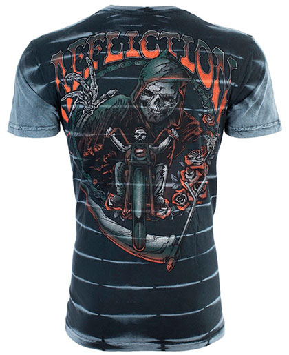Купить футболку Affliction American Customs-Hell Rider в Екатеринбурге | фото 2