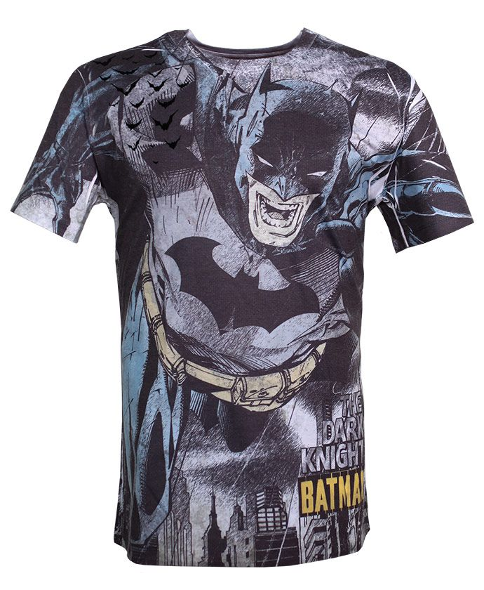 Купить футболку High grade collection Batman the dark knight в Екатеринбурге